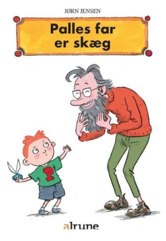 Jørn Jensen (f. 1946): Palles far er skæg