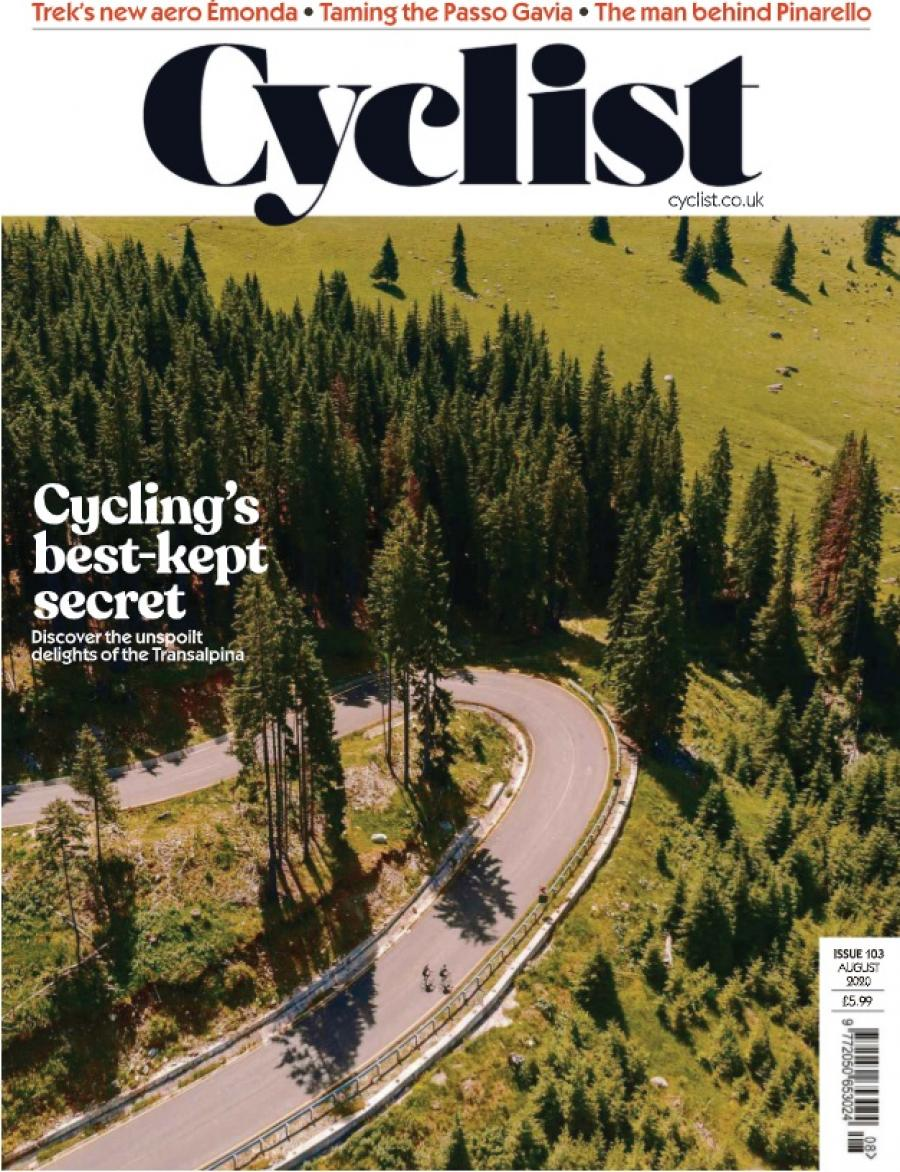 Magasinet Cyclist august 2020