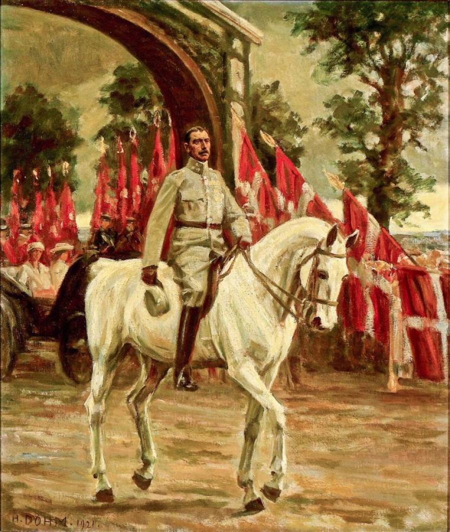 Maleri af Heinrich Dohm