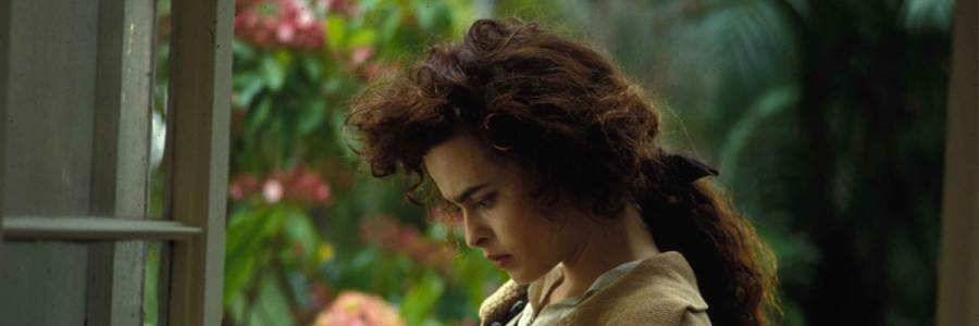 Helena Bonham Carter i filmen Howards End.