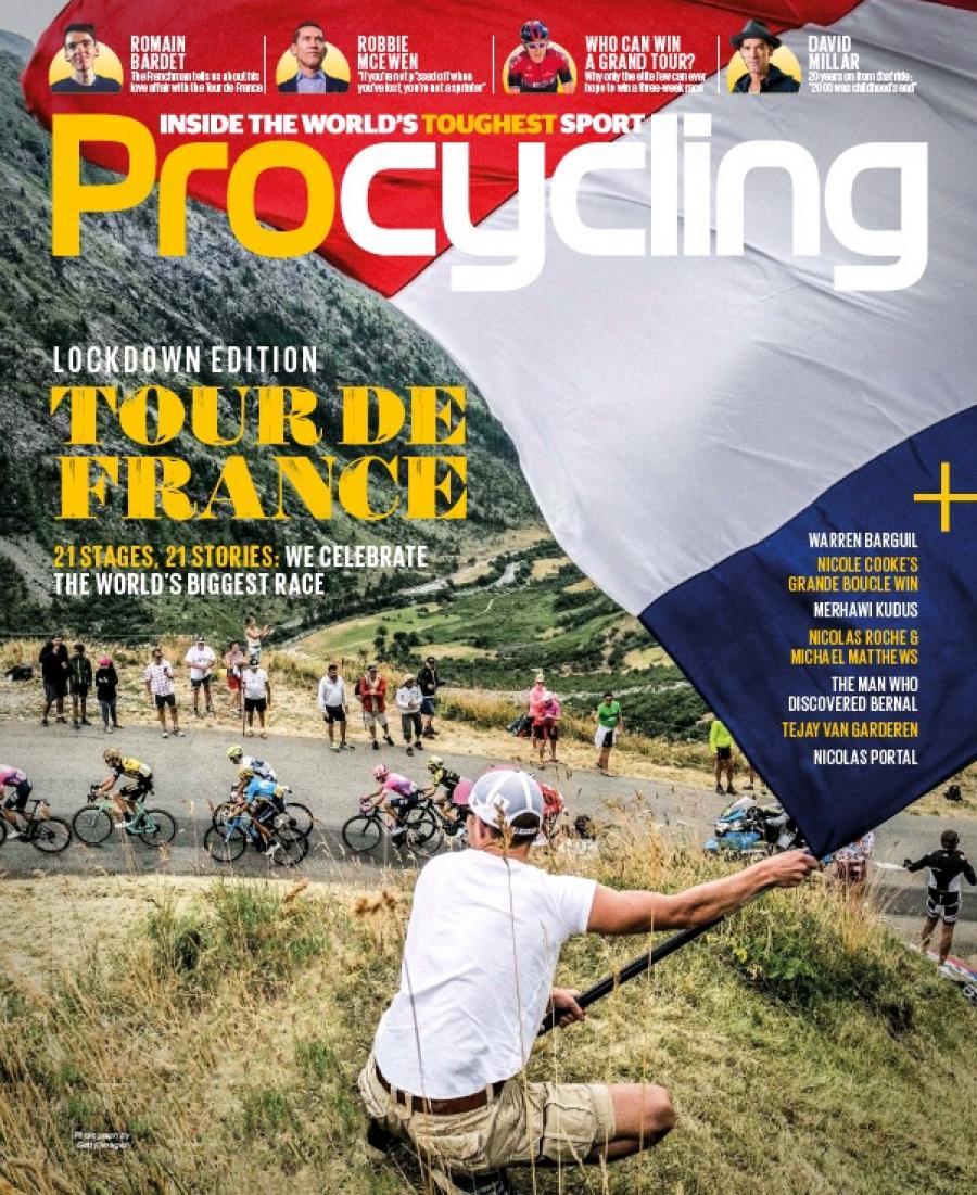 Magasinet Procycling fra 10. juli