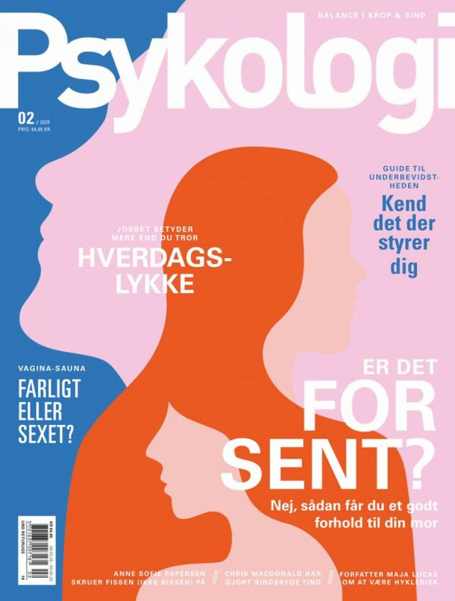 Magasinet Psykologi