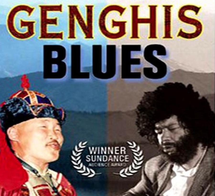Forsiden af filmen Genghis Blues