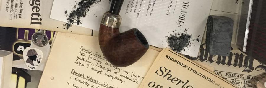 Sherlock Holmes på Ordrup Bibliotek