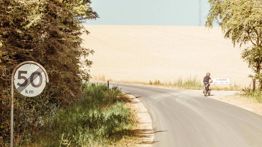 Lån cykelkort over danske områder og hold styr på cykelturen.