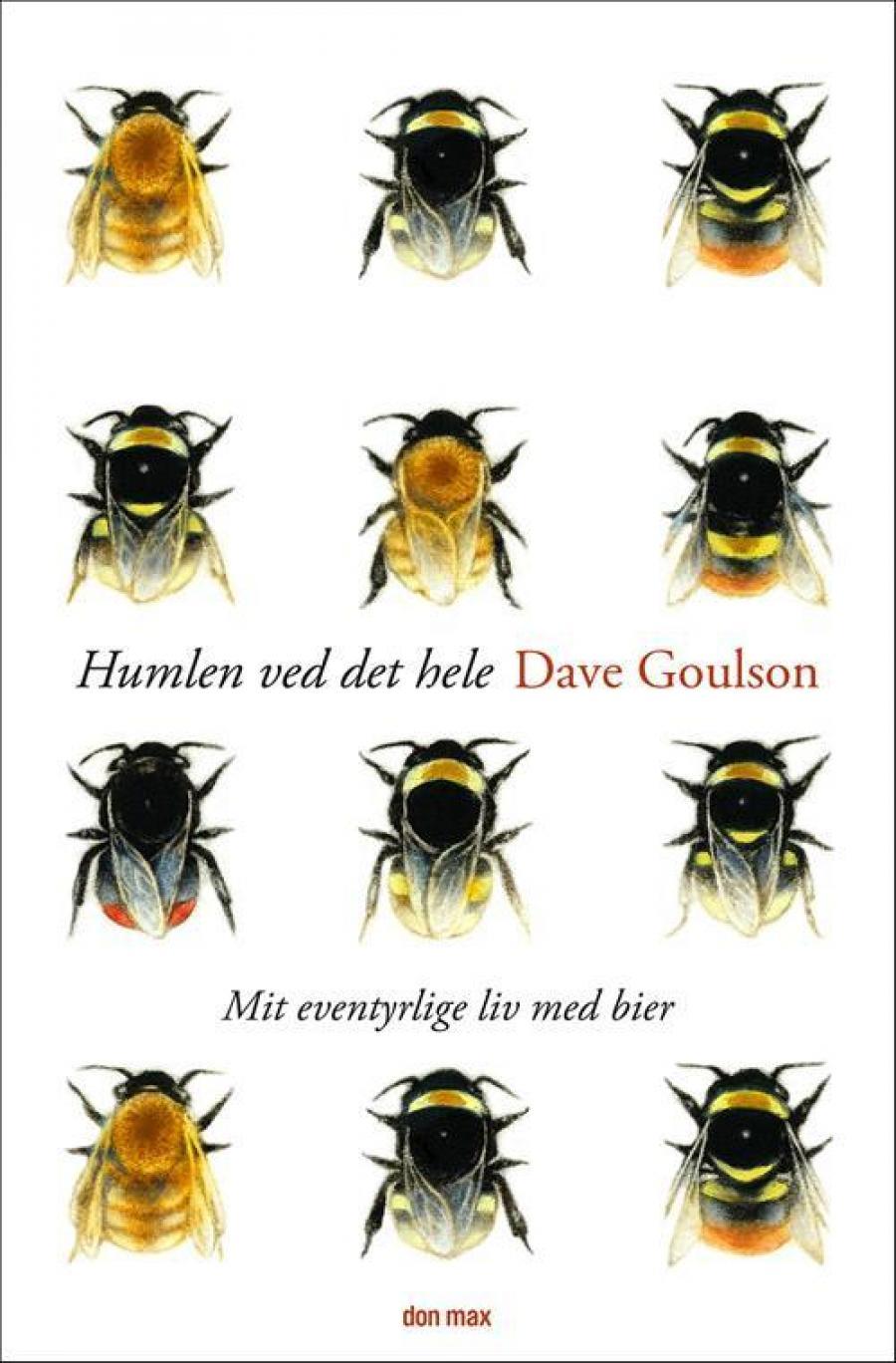 HUmlen ved det hele - David Goulson