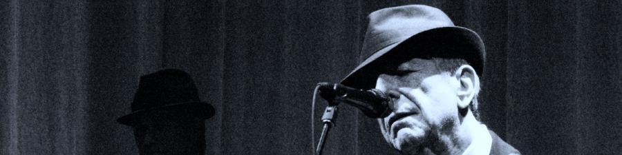 Trøst dig med Leonard Cohens værk i weekenden