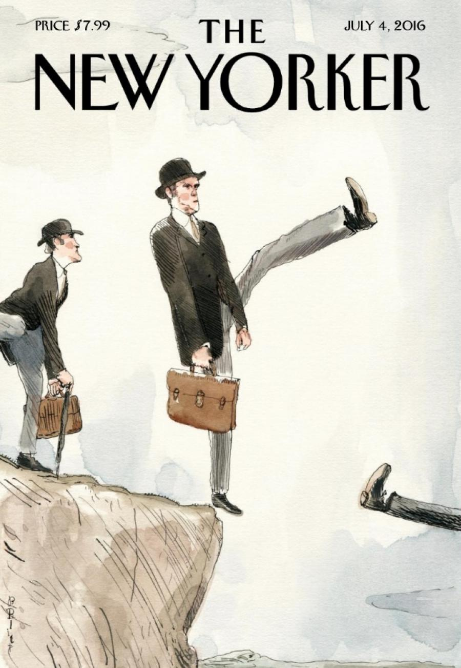 forside the new yorker