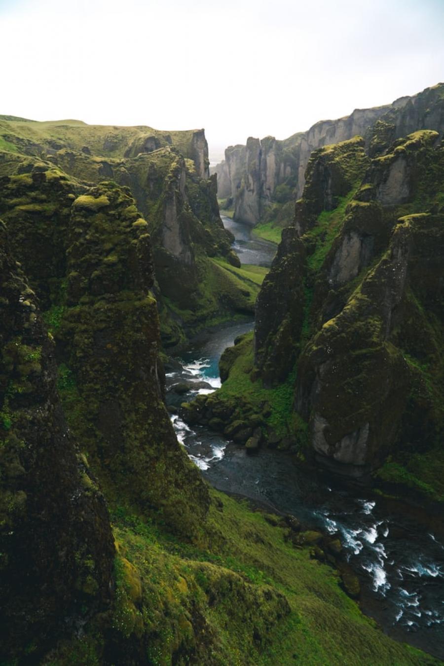 Den smukke islandske natur danner ramme for Bergsveinn Birgissons historie i Håndbog i køers sindelag.
