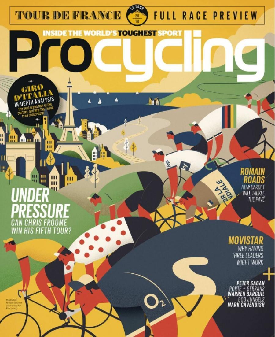 Procycling fra RBdigital