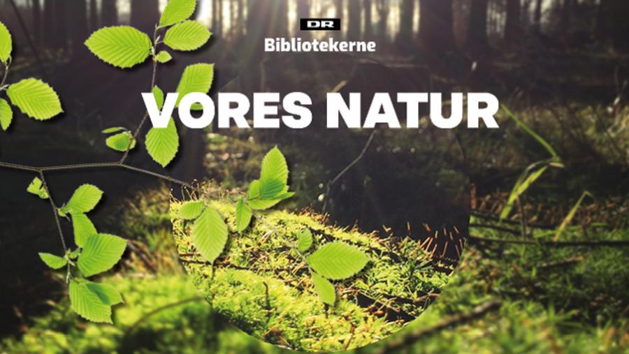Biblioteket guider dig til gode digitale oplevelser med naturen i centrum.